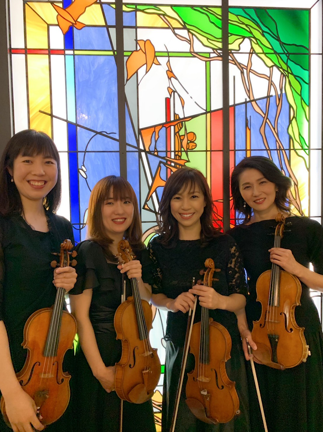 名曲クラシックコンサートvol.19「ヴァイオリン4重奏 クアトロ ヴィオリーノ」