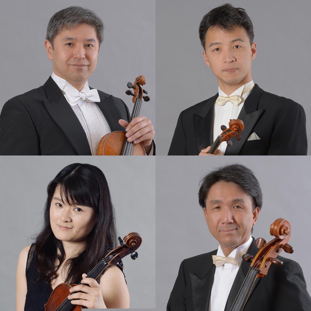 プシャーテルカルテット presented by セントラル愛知交響楽団